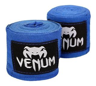 Bandagem Elástica Venum Azul / Boxe - Muay Thai