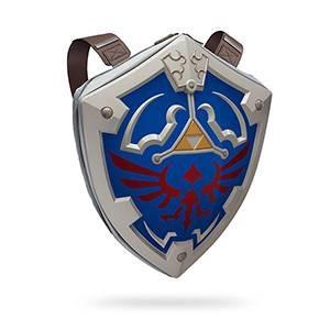 Subasta Mochila Legend Of Zelda Escudo Hylian