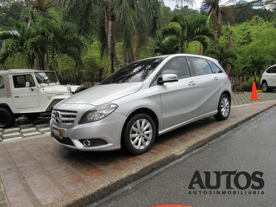Mercedes Benz B 180 Mt Hatchback Turbo Cc1600