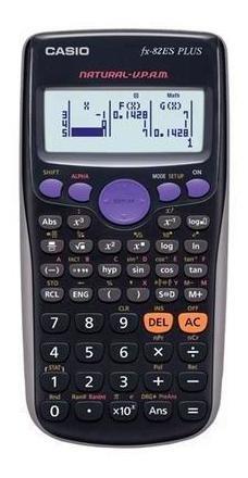 Calculadora Cientifica Cassio Fx-82es Plus Com 252 Funçoes