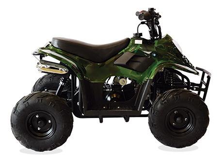 Mini Cuatriciclo Atv Hunter 110cc 0km Proracing Niño 2020