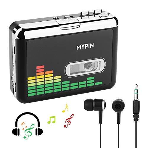 Convertidor De Cassette A Mp3 Usb, Reproductor De Música De