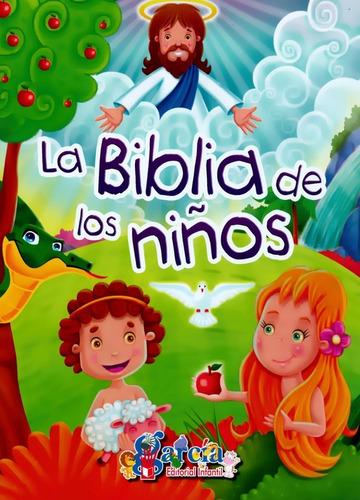 Imagen 1 de 7 de La Biblia De Y Para Los Niños -ilustrada, Completa