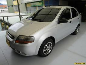 Chevrolet Aveo Aveo La 1600cc Mt