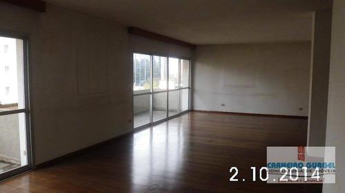 Apartamento Com 4 Dormitórios À Venda, 305 M² Por R$ 2.438.000,00 - Paraíso - São Paulo/sp - Ap0210