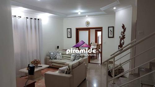 Casa À Venda, 200 M² Por R$ 950.000,00 - Urbanova - São José Dos Campos/sp - Ca4036