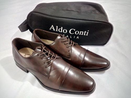 Crónico puntada fenómeno  Zapatos Aldo Conti Cafe Talla 26 | Mercado Libre