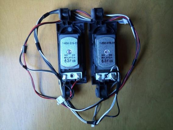 Alto-falante - Tv Sony Kdl-40r485a