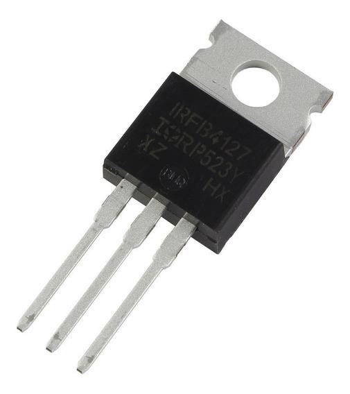 10x Transistor Irfb4127 * Irfb 4127 * Original * Ir