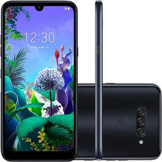 Celular Lg K12 Prime Preto 64gb 3gb De Ram Tela De 6.26 Came