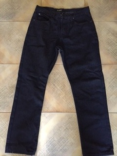 Pantalon De Jeans Negro