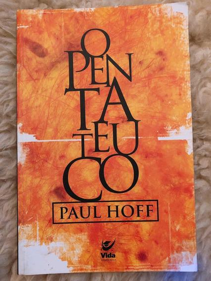 Livro O Pentateuco - Paul Hoff