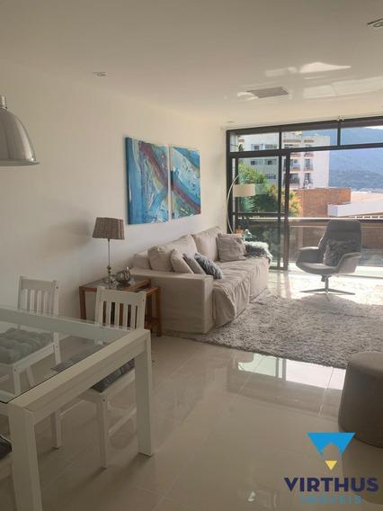 Maravilhoso Apartamento No Alto Leblon - Todo Reformado! - 587