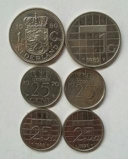 Lote 14 Monedas Holanda