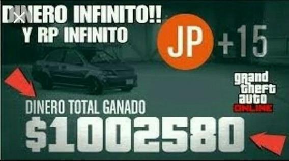 15 Millones Dinero Gta V + 5 Millones Gratis!! Ps4