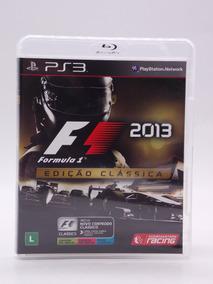 F1 2013 Play Station 3 Original Mídia Física