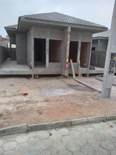Casa Com 2 Dormitórios À Venda, 53 M² Por R$ 235.000,00 - Forquilhas - São José/sc - Ca3333