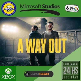 A Way Out - Xbox One - Modo Local