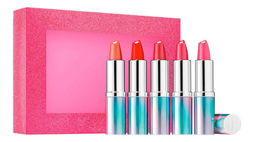 Set De Cosméticade Labios Clinique Kisses 3g