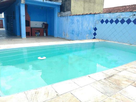 Casa Piscina Na Praia R$ 190 Mil Financiamento R: 7336 C