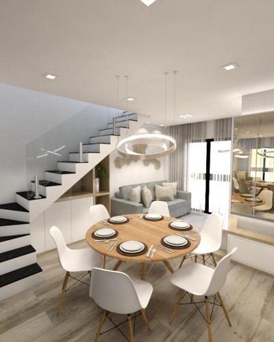 Cobertura Com 3 Dormitórios À Venda, 64 M² Por R$ 870.000,00 - Jardim - Santo André/sp - Co1249