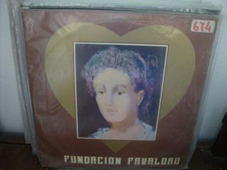 Vinilo Fundacion Favaloro Pugliese Rivero Piazzolla Otros P2