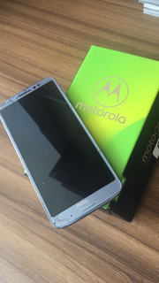 Celular Moto G6 Plus Azul