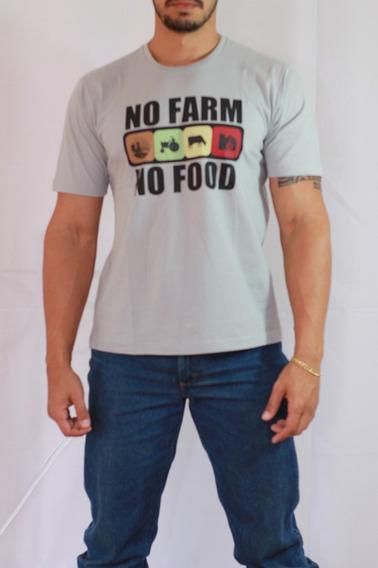 Camiseta Cattleman Fazendeiro Homem Do Campo Agricultor