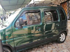 Chevrolet Wagon R Wagon R+