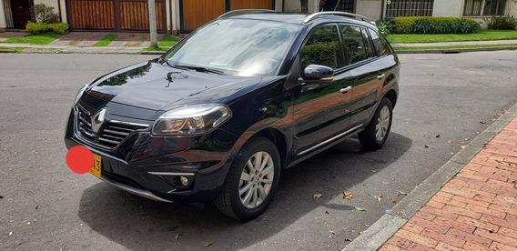 Renault Koleos Dynamique Automatica 2015 Negra Cuero