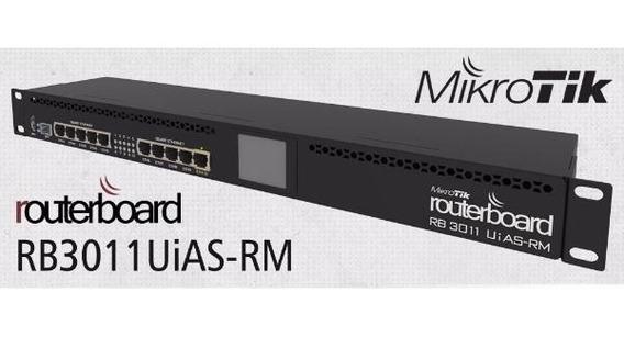 Mikrotik Routerboard Rb 3011uias-rm L5 (sem Fonte)