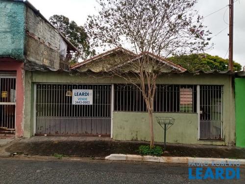Casa Térrea - Jardim Marajoara - Sp - 612639