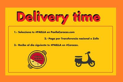 Servicios De Comidas Para Eventos Paella Domicilio Caracas