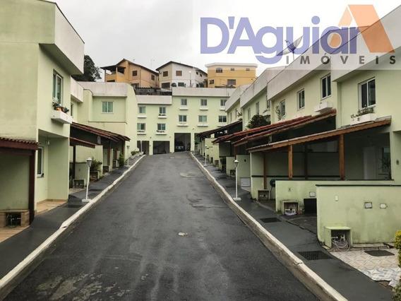Lindo Sobrado Em Condominio Fechado Na Zona Norte No Jd Santa Monica. Com 1 Vaga De Garagem Coberta - Dg2179