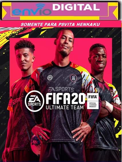 Patch Fifa 2020 Para Vita 3.73 Henkaku