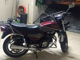 Moto Honda Cb 450 Dx Luxury
