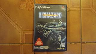 Biohazard Resident Evil Outbreak Orig Jap P/ Ps2 Ps3 Kuy.