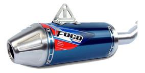 Escape Crf230 Foco Racing Strong Lançamento Inox