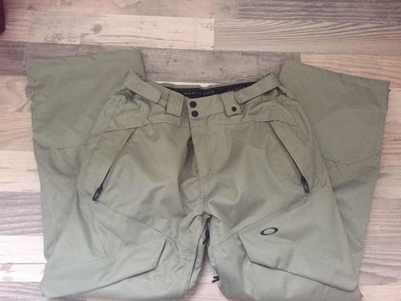 Pantalon Nieve Oakley 44/46