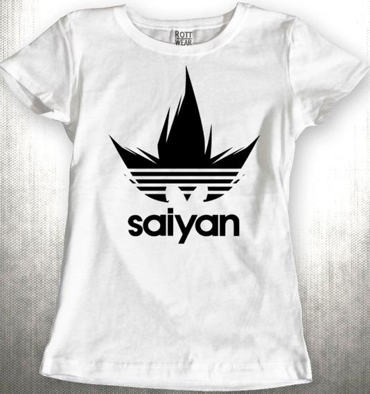 Vegeta Sayayin adidas Blusa Dama Rott Wear
