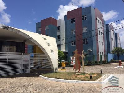 Apartamento A Venda Em Pitimbu Vilagio Da Veritá