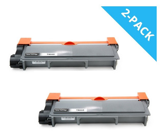 Pack 2 Toner Tn-2370 Tn-660 Tn2370 Tn660 Alternativo