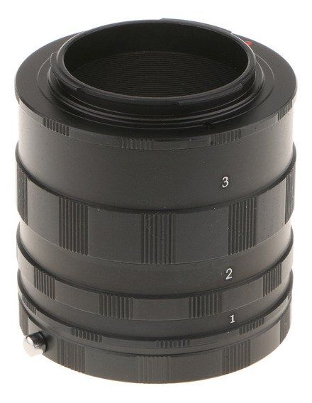 Definir Tubo Extensão Macro Para Câmera Pentax K K10d K20d