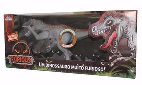 Dinossauro Furious C/ Som Adijomar