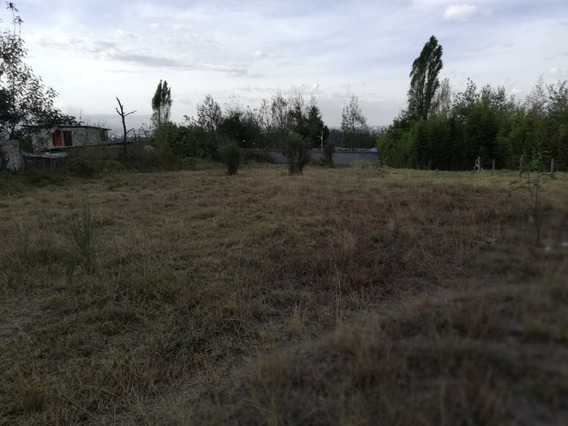 Lote De Terreno De 951 M2 En Tumbaco, Propiedad Horizontal