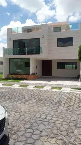 Casa En Fraccionamiento En Lomas De Angelópolis / San Andrés Cholula - Gsi-870-fr