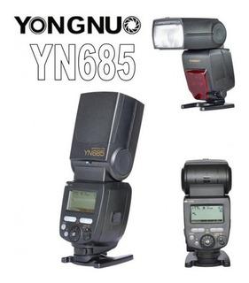 Nikon Flash Yongnuo Yn685 + Estuche