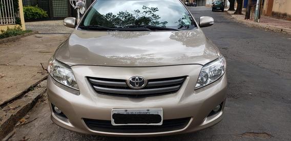 Toyota Corolla Xei 1.8 16v Automático Completo Oportunidade