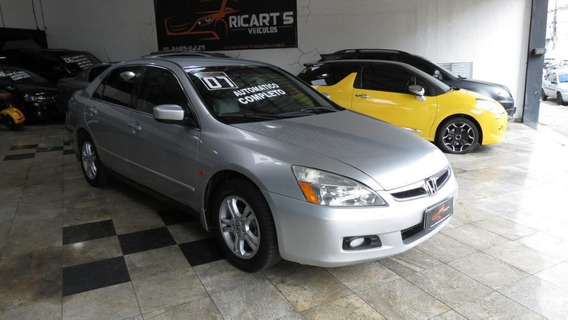 Accord Sedan Lx 2.0 16v 150 156cv Aut.