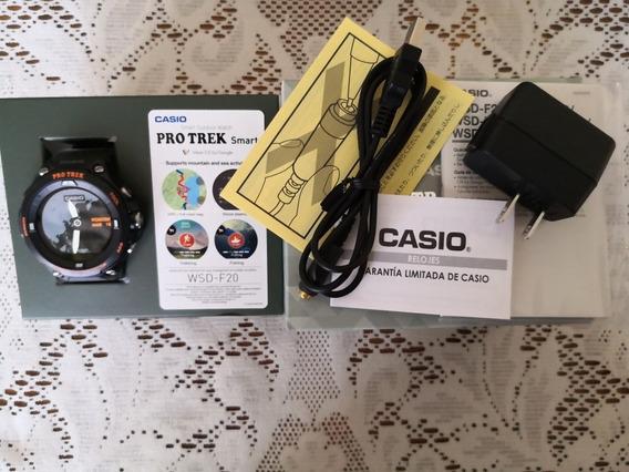 Casio Protrek Smartwatch Wsd-f20